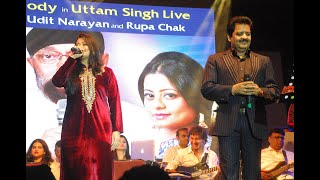 Gambar cover Are re are ye Kya hua, Rupa Chak and Udit Narayan