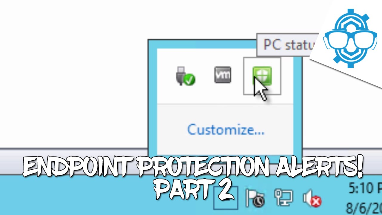 Configuring Alerts for Endpoint Protection within SCCM 2012 R2 [Part 2]