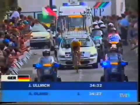 Tour de France 1997 - 20 Eurodisney Olano