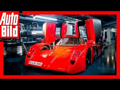 Toyota Motorsport Museum Rundgang