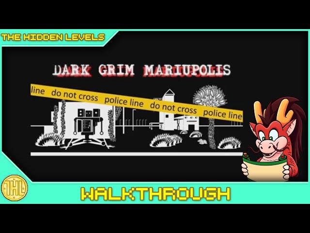 Dark Grim Mariupolis Achievement Walkthrough (Xbox)