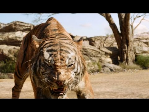 Disney Animated Movies | The Jungle Book (2016)  Full Behind the Scenes - Scarlett, Bill Murray HD