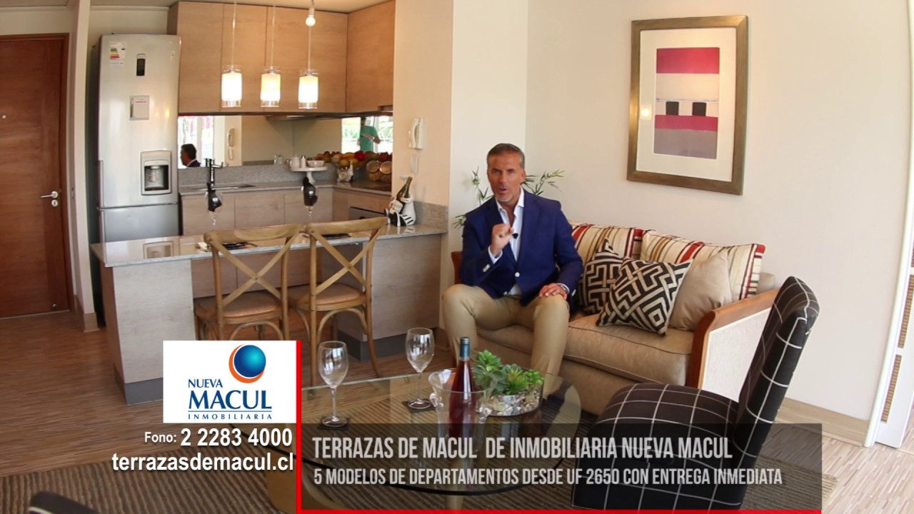 Reportaje Terrazas De Macul Enero 2017 1