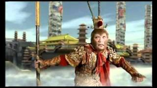 Monkey King vs Four Heavenly Kings - 2010