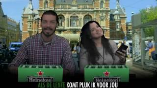 Amsterdam Heineken Experience Karaoke