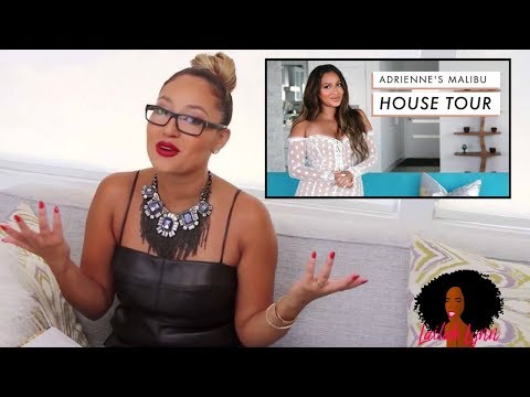Adrienne Bailon Claps Back At MTO For Saying She Lied About Owning Her Beach House