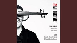 Violin Concerto A Minor, op.82: Moderato - Andante sostenuto - Più animato - Allegro