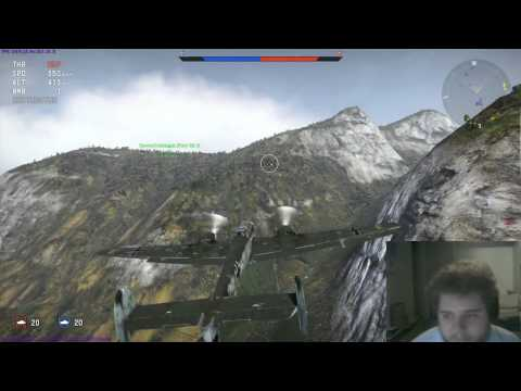 [Stream Footage 13/10/14] War Thunder Pt.1!