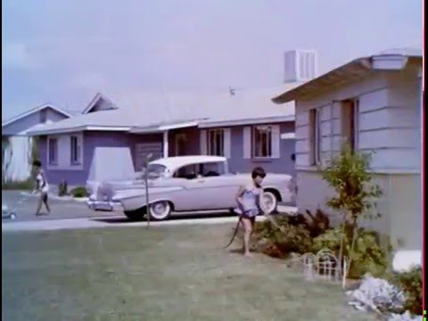 The International Home Show in 1961, Maryvale, Arizona