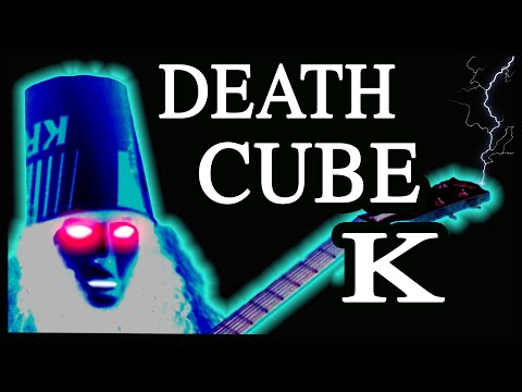 Death Cube K - A Darker Shade of Buckethead