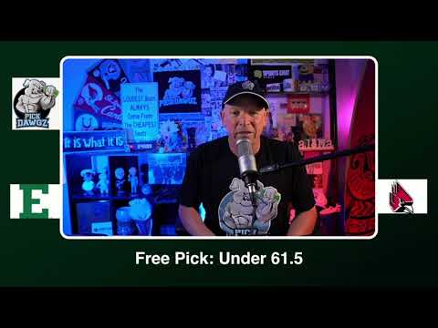 Ball State vs Eastern Michigan 11/11/20 Free College Football Picks  Predictions CFB Tips Wednesday
