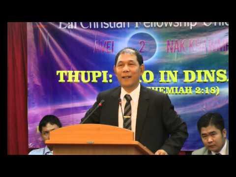 "Rev Sui Lian Thang,""Thupi: Tho In Dinsal Uhsi"" October 25, 2015, LCF,MLS"
