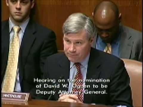 Whitehouse: DOJ Must Listen to Career Employees