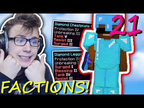 THESE iTEMS i SPEND $7,000,000 ON ARE A GAME CHANGER! (Minecraft District Factions) Ep. 21
