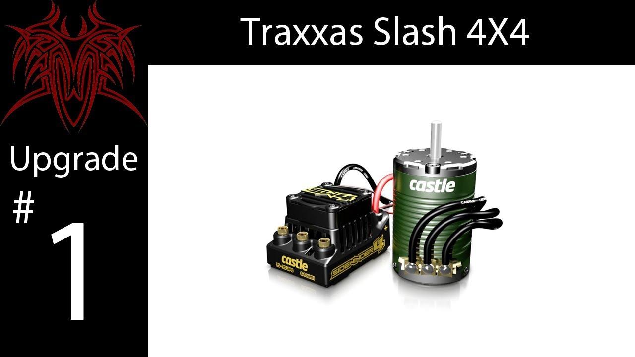 Rouge-Slash 4X4-Level 1: Castle Sidewinder 4