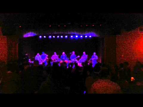Grupo Fantasma at Live Oak Music Hall & Lounge