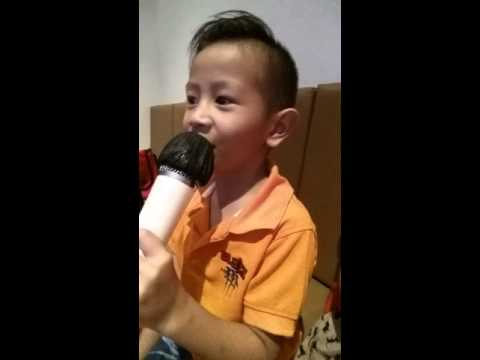 Joshua Tan singing a chinese song😂