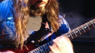 John Petrucci - Zero tolerance - G3 - Santiago, Chile - 18_10_12 new SONG !!!