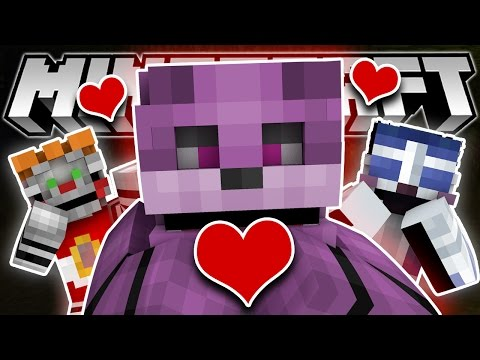 Minecraft Fnaf: Sister Location - Bon-bon Is In Love (Minecraft Roleplay)