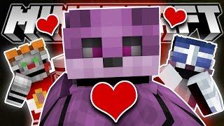 Minecraft Fnaf: Sister Location - Bon-bon Is In Love (Minecraft Roleplay)
