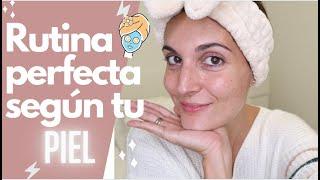 LA RUTINA DE BELLEZA PERFECTA PARA TU PIEL🤩 - Marilyn's Closet ad