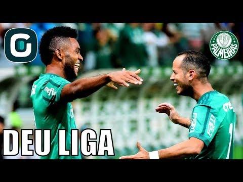 Guerra E Borja Foram Pontos Positivos Do Palmeiras- Gazeta Esportiva (16/02/18)