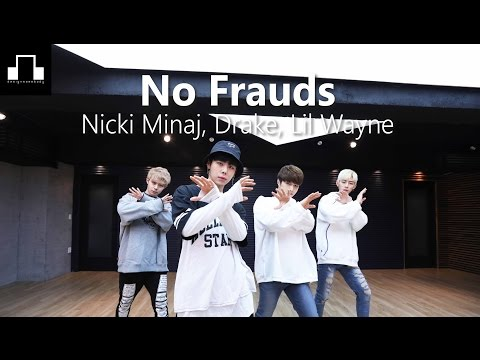 Nicki Minaj, Drake, Lil Wayne  No Frauds  dsomeb choreography & dance beatboxver