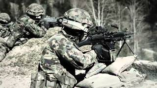 Swiss Mechanized infantry