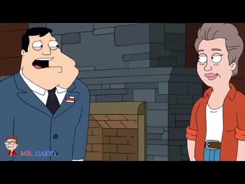 American Dad - The Story Of Kisses Dog Part 2