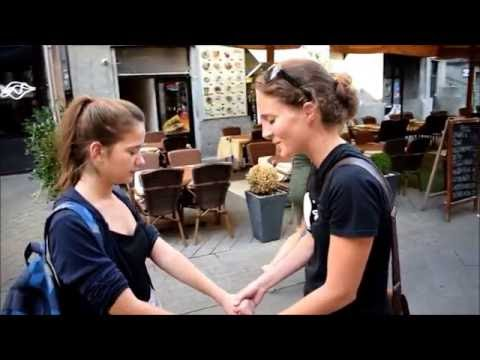 Holy Spirit | Girl gets healed and saved in Jesus name | Zagreb
