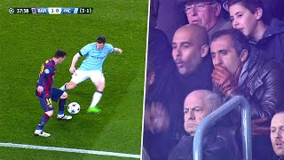 The Day Lionel Messi Impressed Pep Guardiola