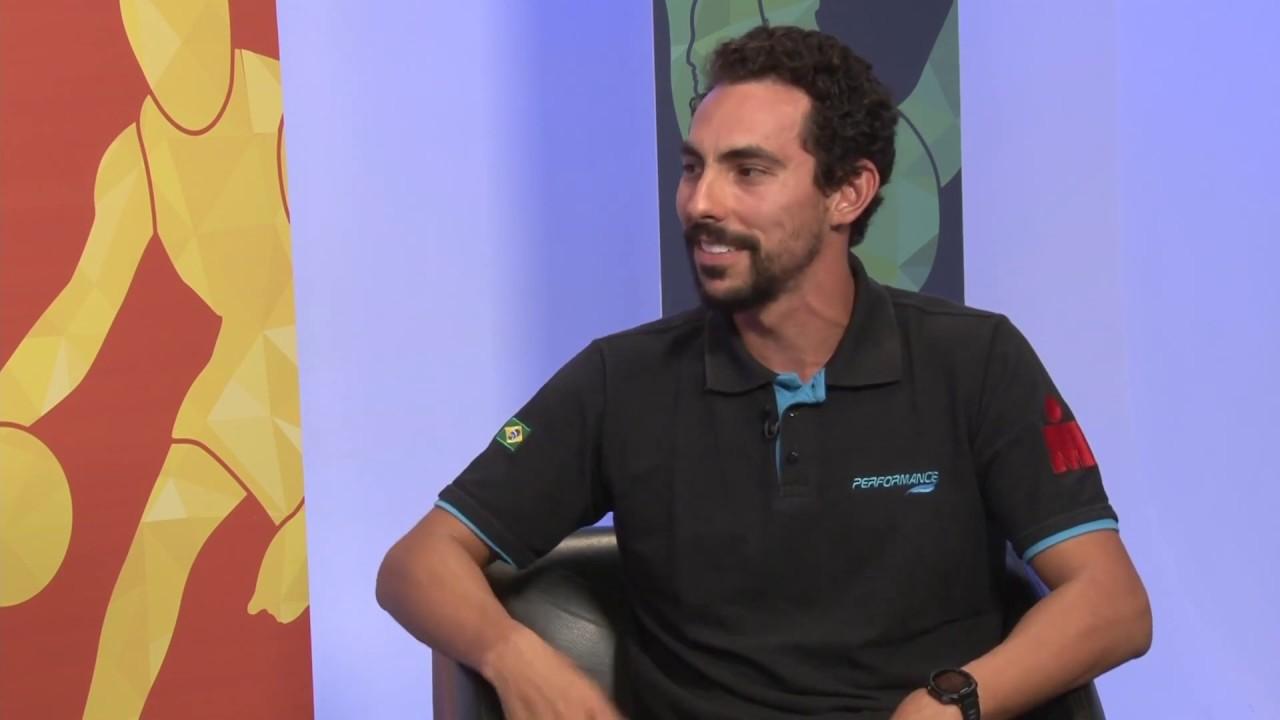 Parte 1 - Nosso Esporte - Entrevista com Pato | Edmilson Pereira