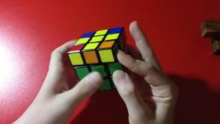 J'ai 11ans et je fait un rubiks cube en 2min