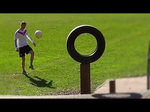 Football Soccer Trick Shots |  Freestyle8Football 2015