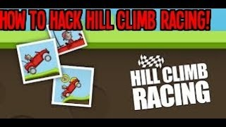 How To Hack Hill Climb Racing  Unlock The Dragster Christmas Update With Unlimited Money! (12/21/13)
