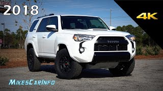 2018 Toyota 4runner Trd Pro- Ultimate In-Depth Look In 4k
