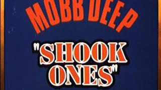 The Infamous Mobb Deep - Shook Ones Pt 2 & Instrumental Version (YouDub Selection)