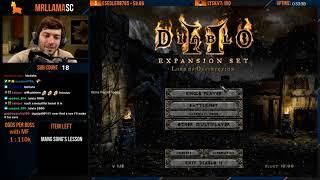 Diablo 2 - Holy Grail Sorc (01/20/2020)