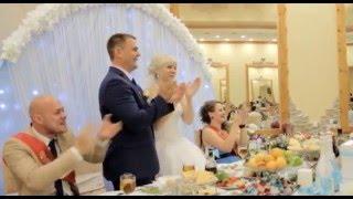 Тост на свадьбе. Когда часть гостей судьи