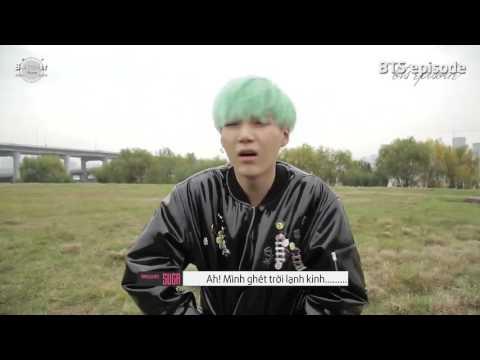 [VIETSUB] BTS Run MV Shooting