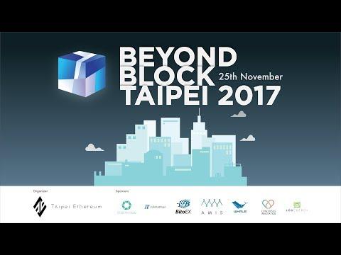 BeyondBlock Taipei 2017 | Morning