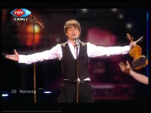 Fairytale / Alexander Rybak - Norveç 54. Eurovision Finali