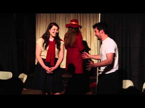 The CCE Presents: Lady In Red