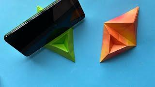 종이접기 핸드폰 거치대 색종이접기 쉬운 것 색종이 접기…