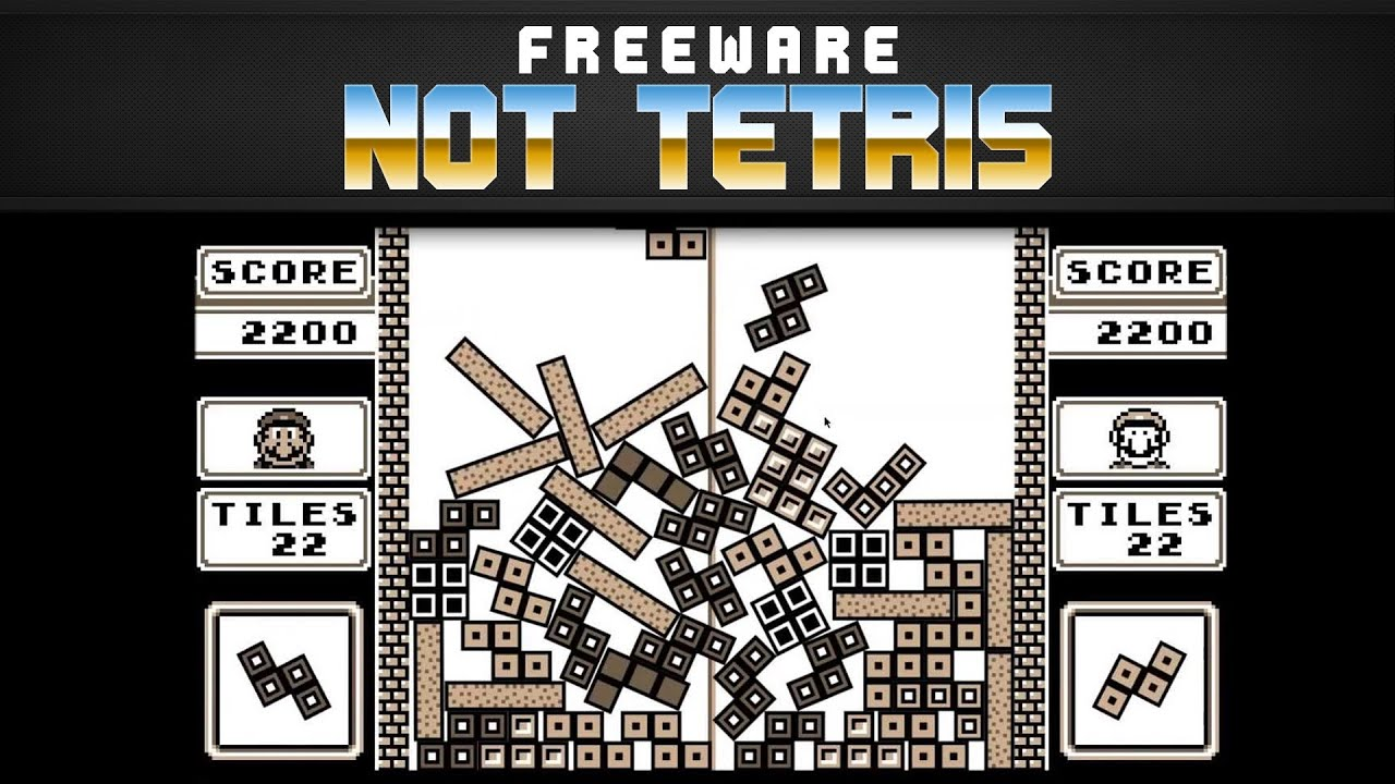 Letu0027s Discover #002: Not Tetris [720p] [deutsch] [freeware]