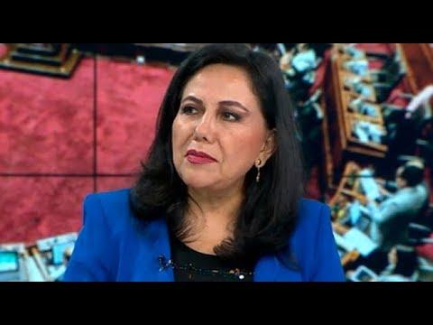 Gloria Montenegro: 'Espero que Cancillería le haya retirado los pasaportes a Chávarry' | 90 Central