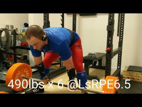 Cort Severns TSA week 157 training