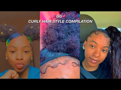 gg-2020-curly-hair-style-compilation-|-babykeledits-videos