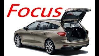 Ford Focus 第四代大改款 Wagon 旅行車
