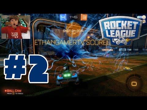 Rocket League (#2)   KID GAMING